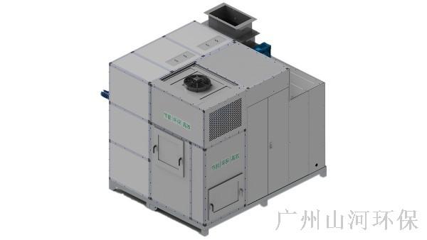 闭式循环低温污泥干化机
