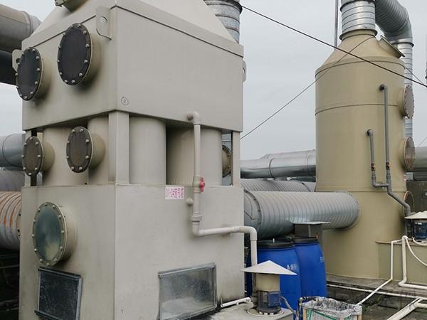 家电制造行业喷漆废水处理案例