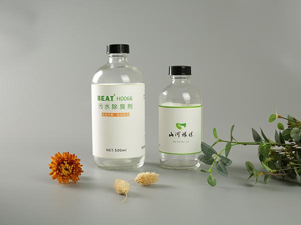 涂装污水专用除臭剂(植物型)