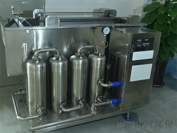使用漆雾凝聚剂需要添加配套的喷漆废水处理设备吗?