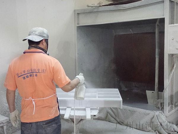 家俱厂喷漆废水处理是如何的呢?